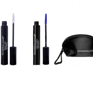 Blue My Mind: Primer + Blauwe mascara + Make-uptasje