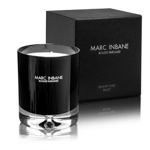 Marc Inbane - Bougie Parfumée – Scandy Chic Black